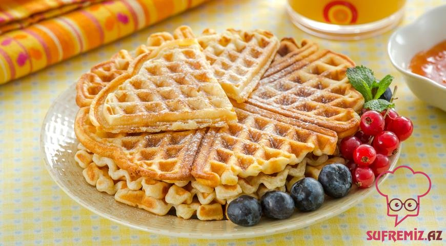 Vafli (Waffle)