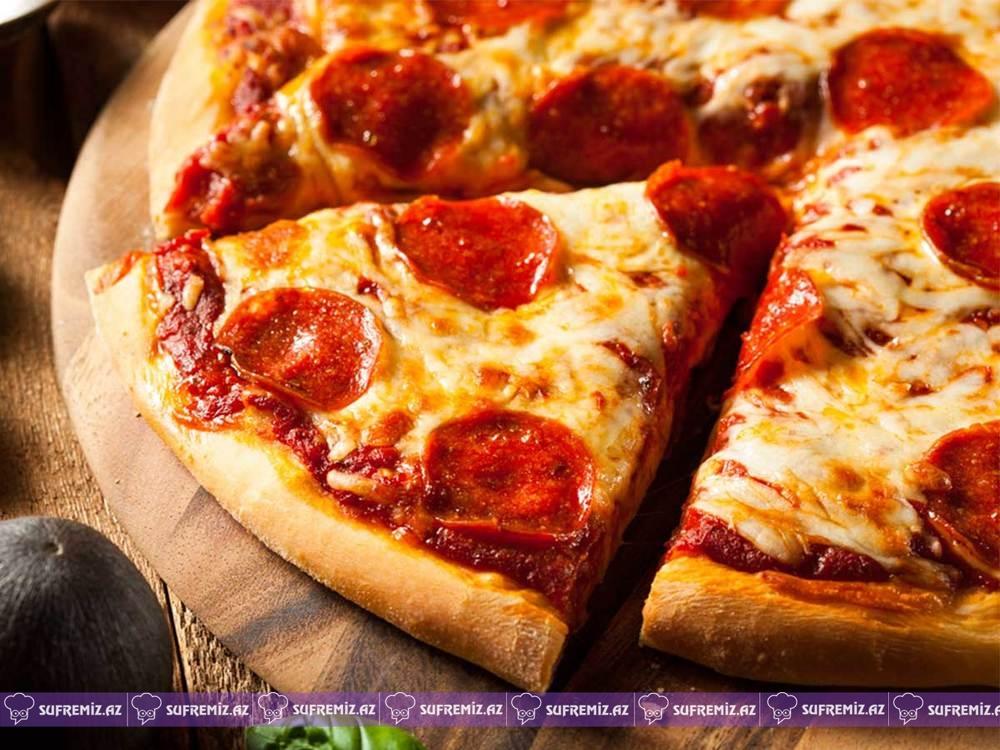 Pizza xəmiri