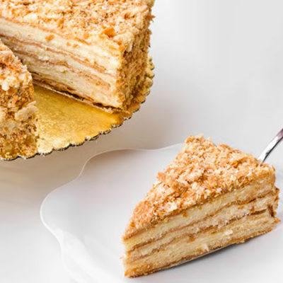 - tort napoleon 400x400 - Ciyər paşteti