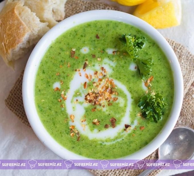 - creamy broccoli soup 2 - 5 gündə arıqladan möcüzəvi şorba pəhrizi