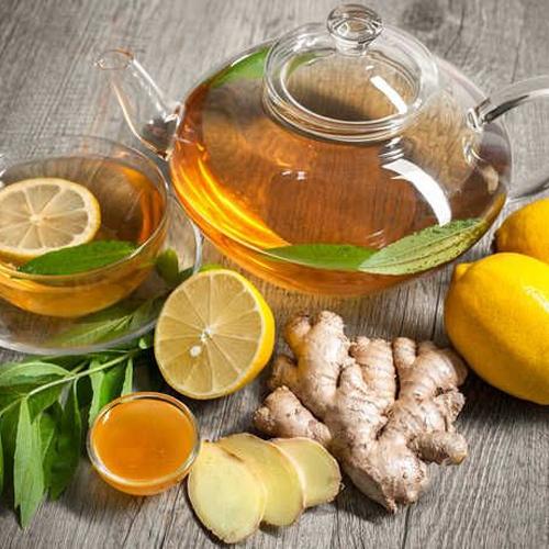 Soyuqdəymənin dərmanı – Zəncəfilli çay